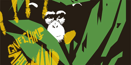 Project Chimp Poster